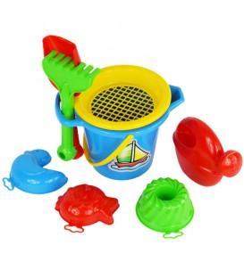 Sandboxová sada hračky - filtr - kropící konev