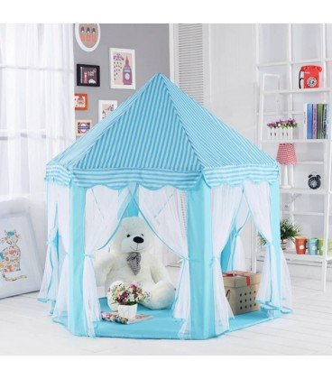 Dětský dům stan hrad hrad domácí zahrada